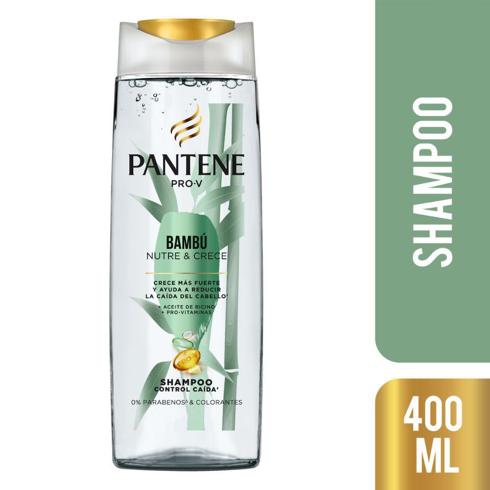 Shampoo pro-v bambú nutre & crece
