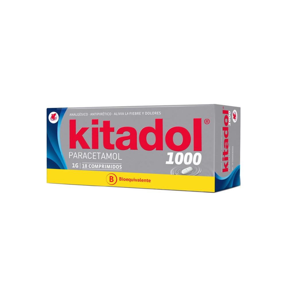 Paracetamol 18 Comprimidos