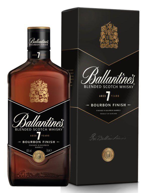 Whisky escocés 7 años