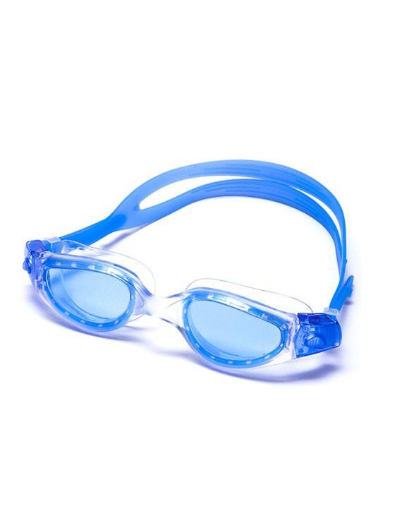 Lentes de natación clásico azul
