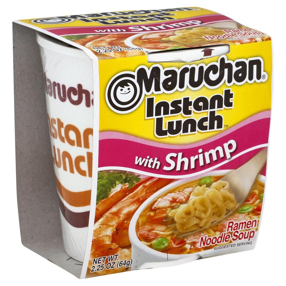 Shrimp Noodle Soup 2.3 oz