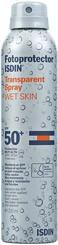 Fotoprotector en Spray Wet Skin SPF 50