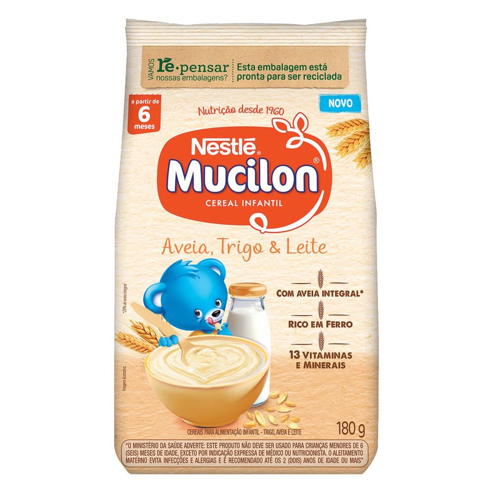 Cereal infantil trigo Mucilon