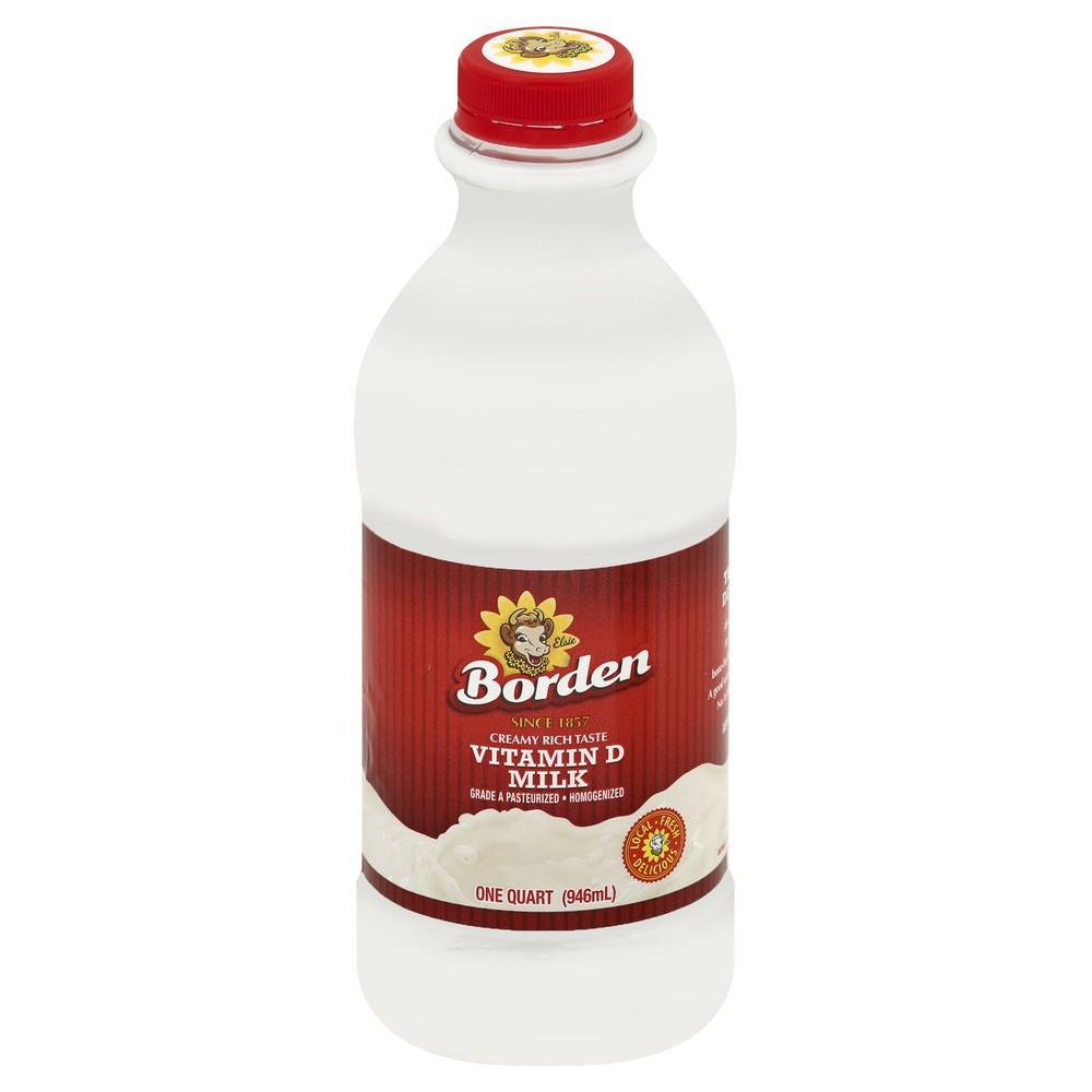 Vitamin d whole milk 1 quart