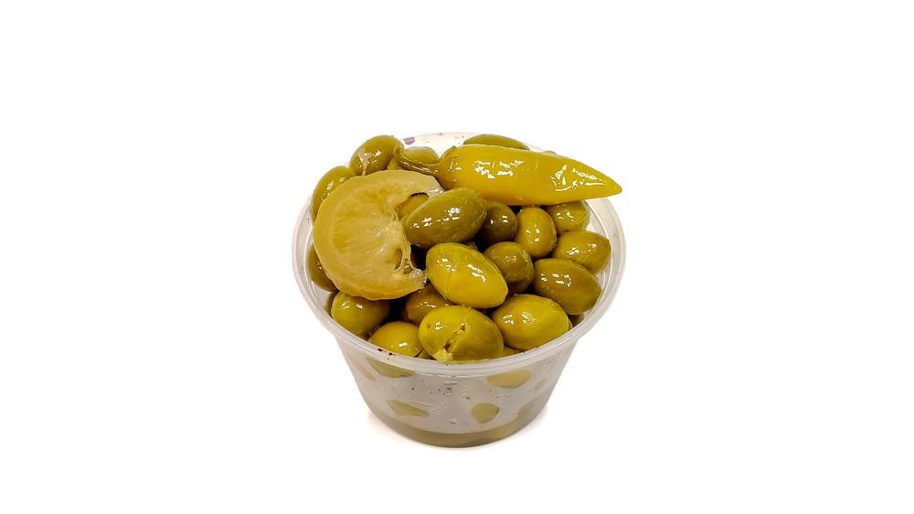 Green olives 1 lb