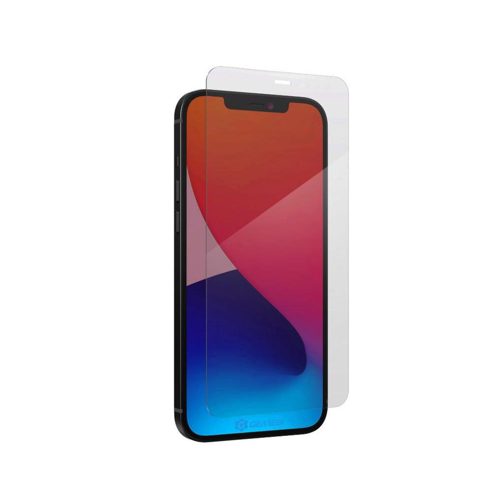 Mica iphone 12 de vidrio templado premium 1 unidad