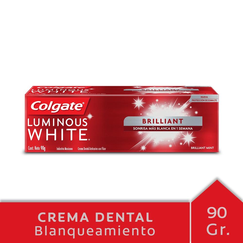 Pasta dental Luminous White