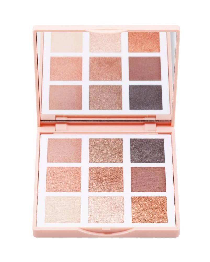 The eyeshadow palette bloom 9 grs