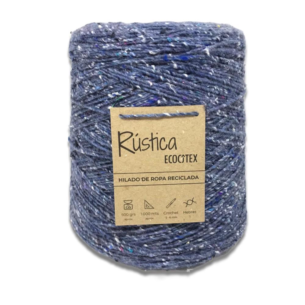 Cono rustica azulino 1 cono de 500 gramos app