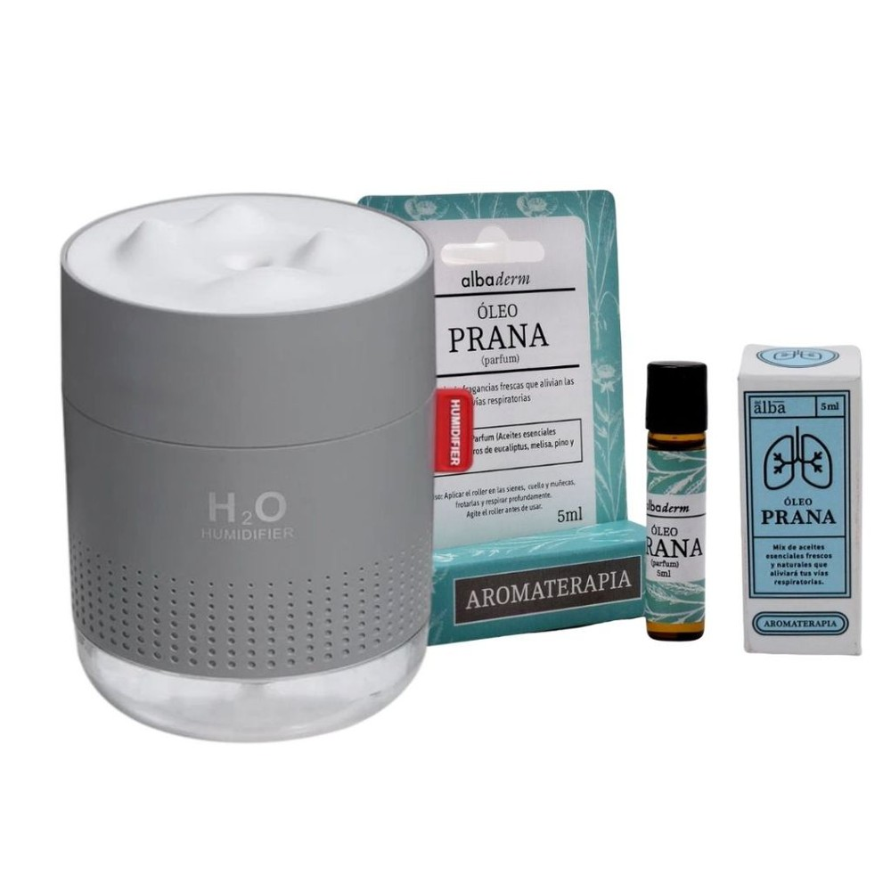 Set aromaterapia inhala mountain