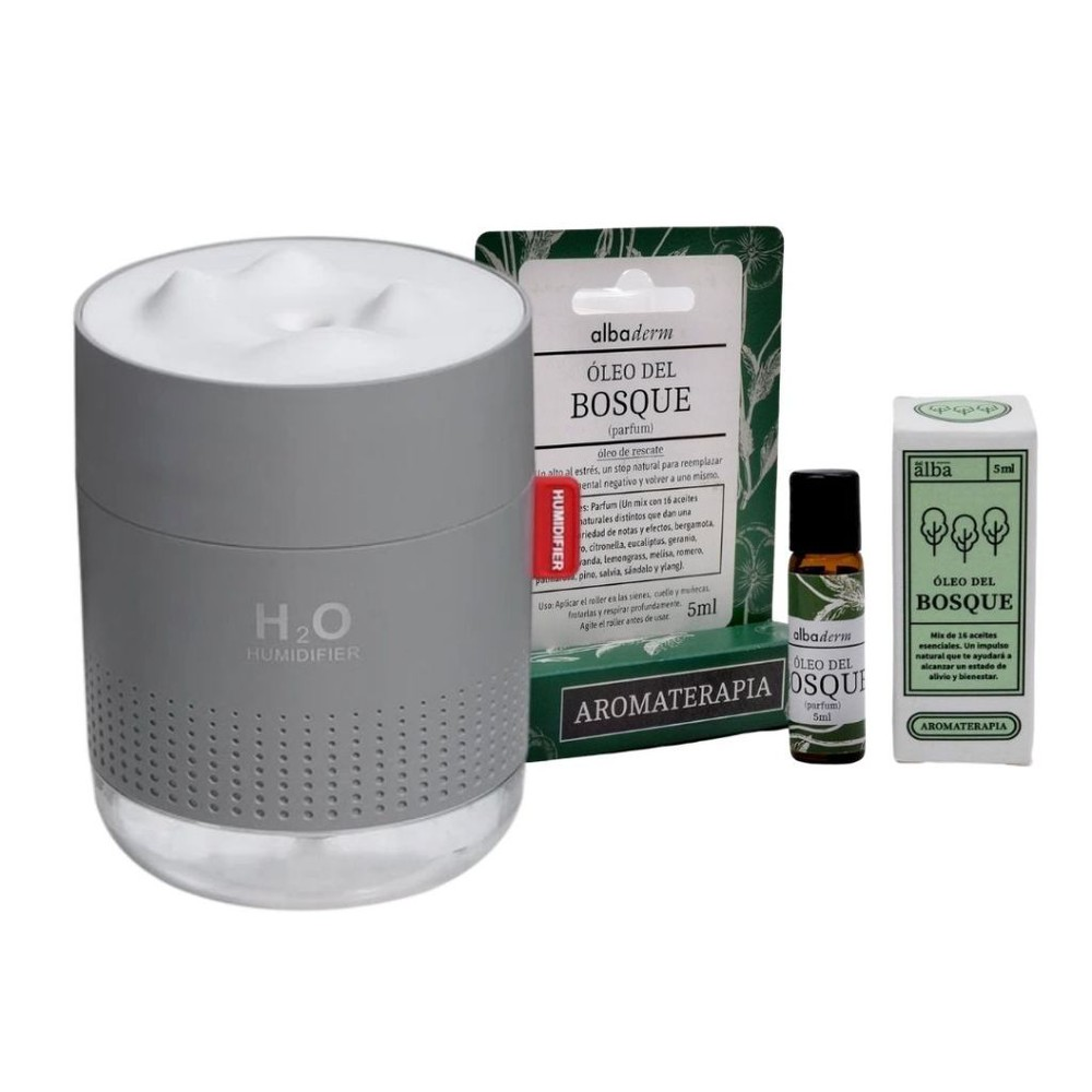 Set aromaterapia energía del bosque mountain