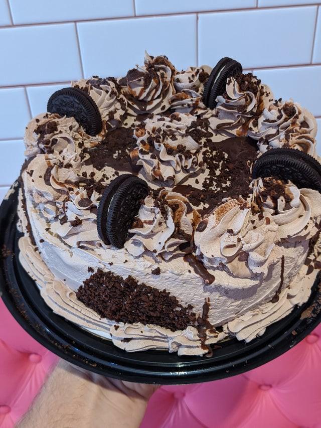Gourmet oreo mudslide ice cream cake 1 Cake