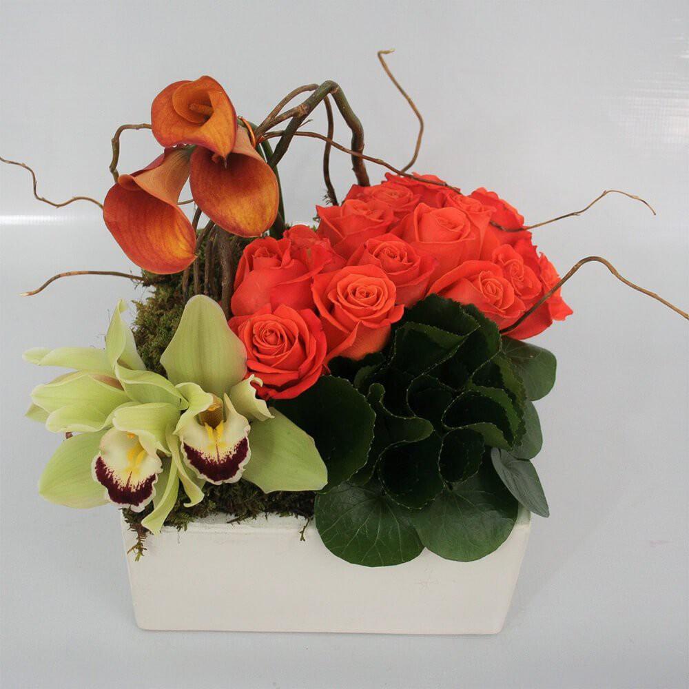 Flowers space 1 arrangement