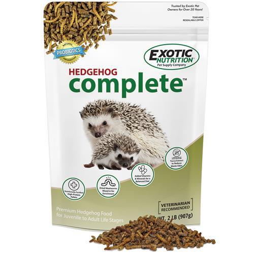 Hedgehog complete 2lb Bag