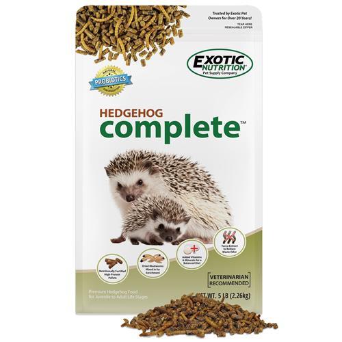 Hedgehog complete 5lb Bag