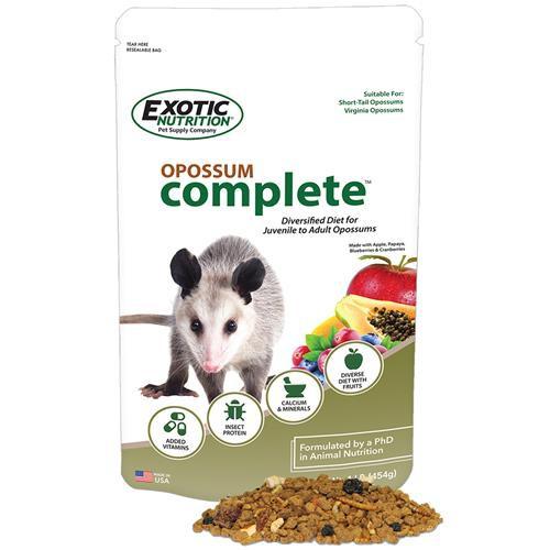 Opossum complete 1lb Bag