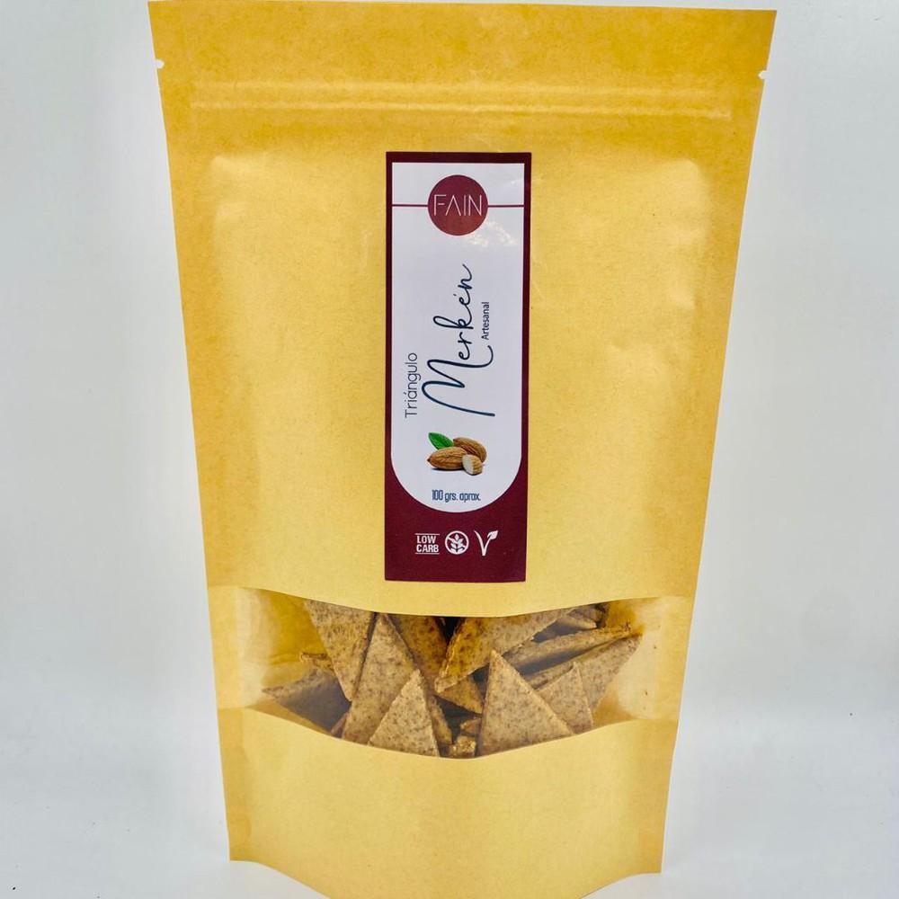 Galletas cracker KETO - sabor merken - sin gluten - low carb 100 gr