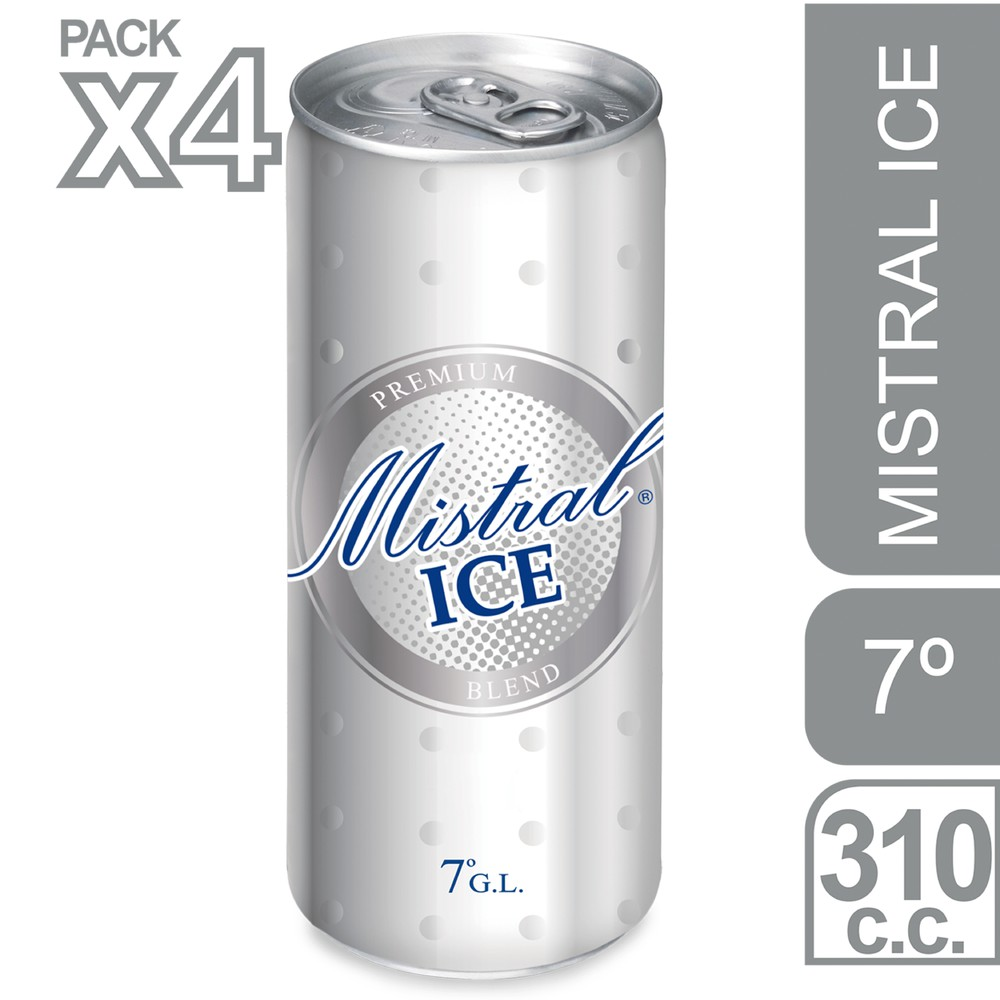 Pack cóctel Mistral ice
