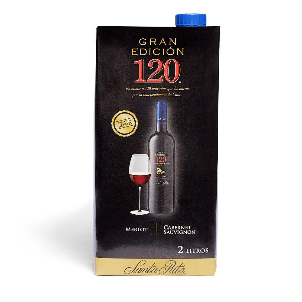 Vino Gran Edición merlot cabernet sauvignon