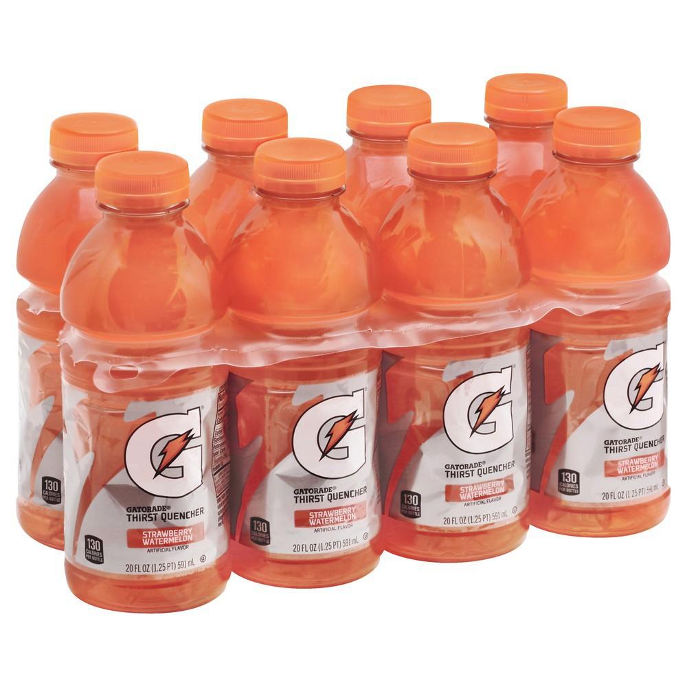 G Series Thirst Quencher 02 Strawberry Watermelon 8 x 20 fl oz