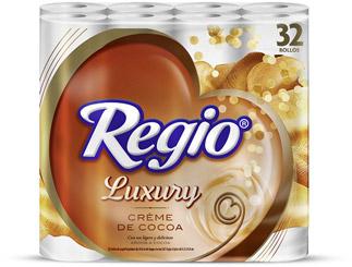Papel higiénico luxury cream de cocoa