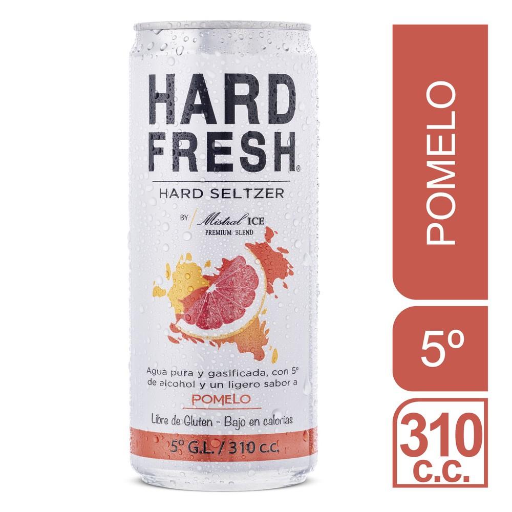 Hard seltzer Pomelo 5°