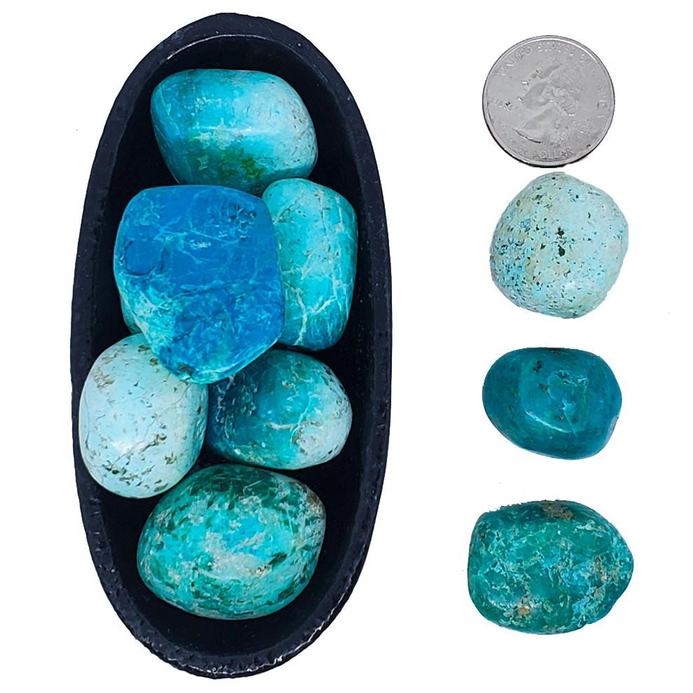 Turquoise - holy stone, protection & fortune 1 unit