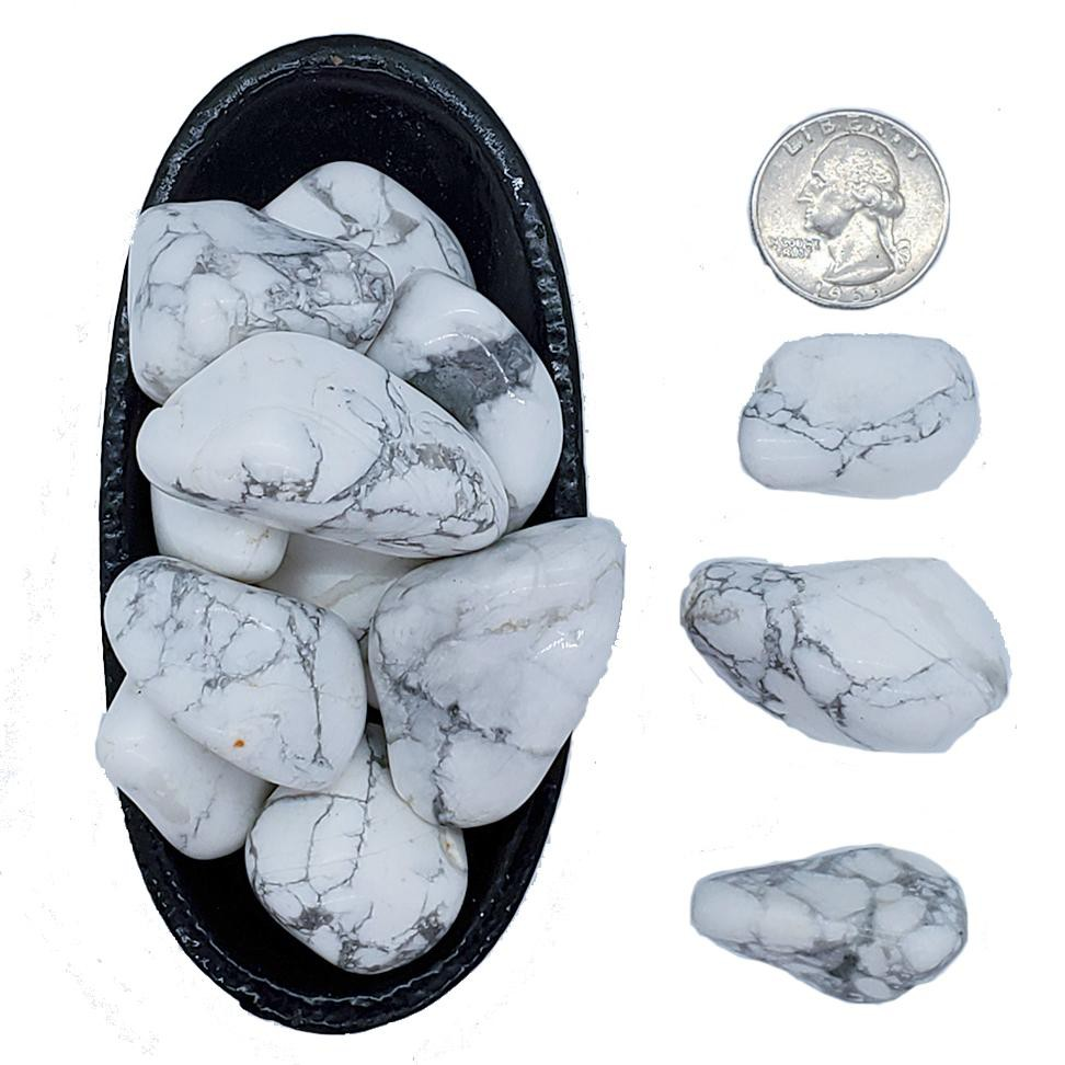 Howlite - releases stress and helps you sleep 1 unit