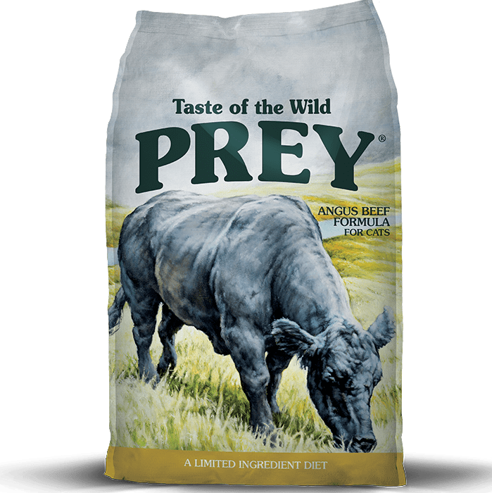 Prey angus beef for cats 6,8 Kg