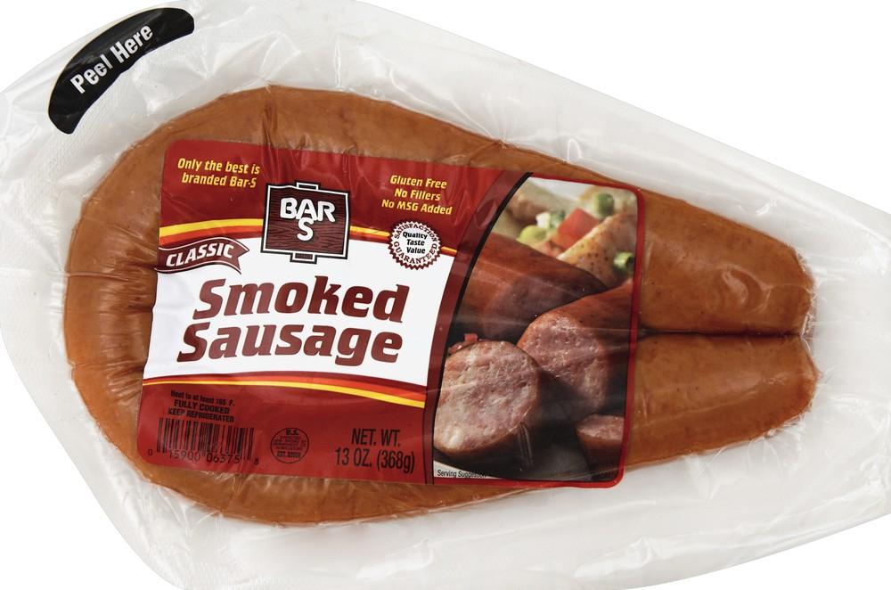 Classic Smoked Sausage