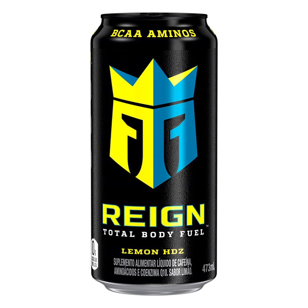 Energético lemon Hdz zero açúcar
