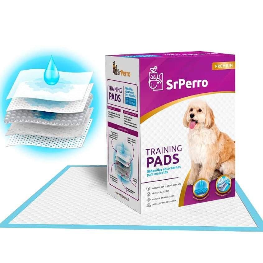 Sabanillas absorbentes para perros 30 unidades