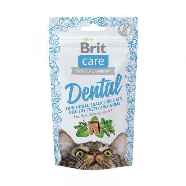 Cat snack dental