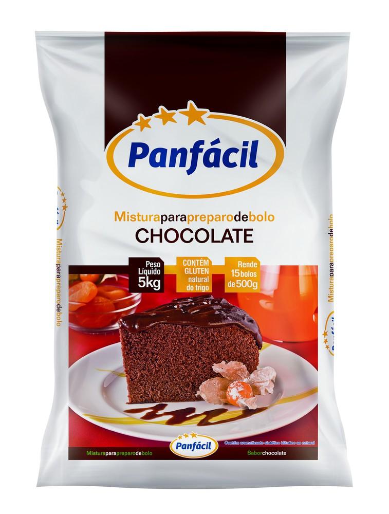 Mistura para bolo chocolate
