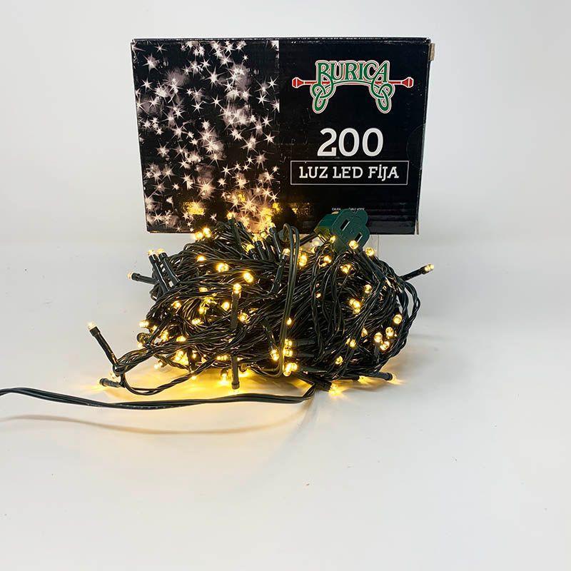 Luz led cable verde 16 .6 mt