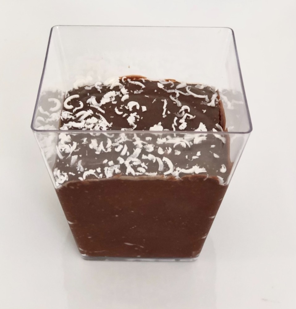 Mousse de chocolate Individual