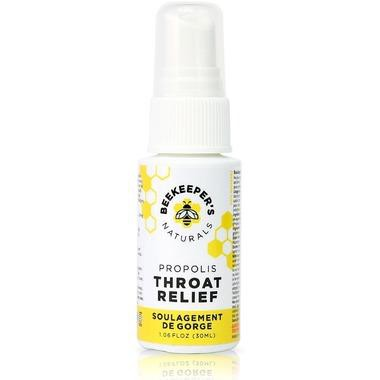 Throat spray