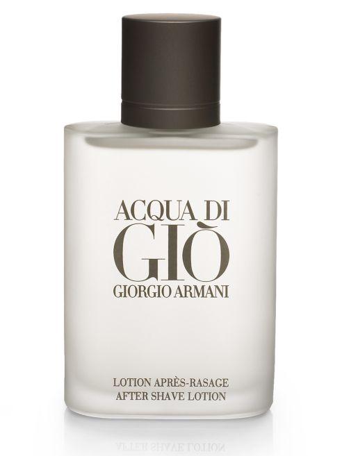 Acua di gio after shave lotion 3.4 OZ