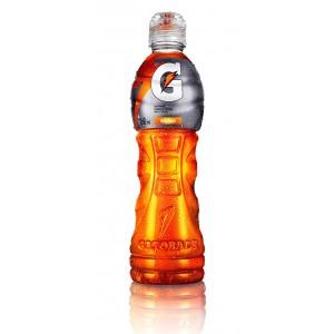 Bebida isotónica sabor naranja