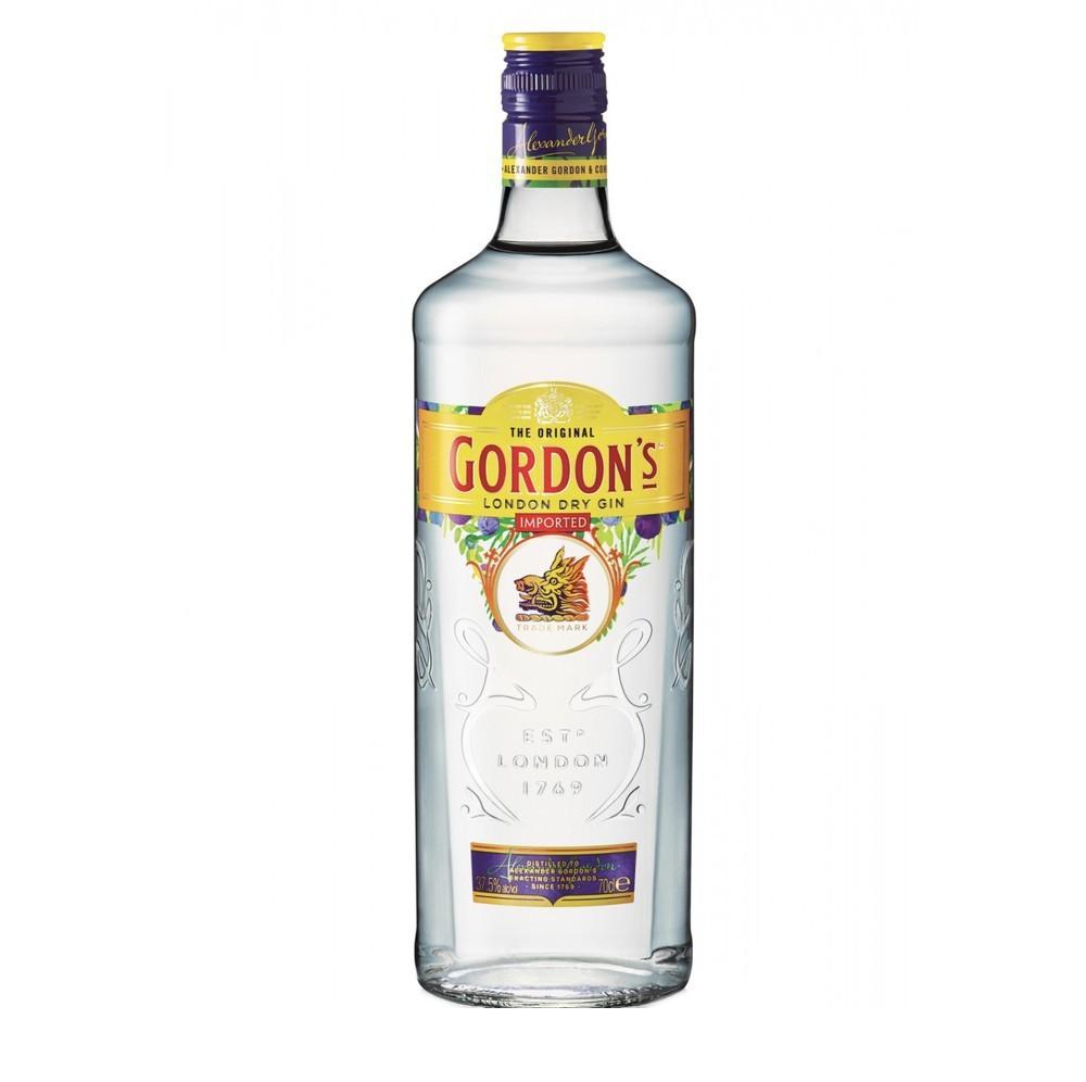 Ginebra dry gin 700 ml