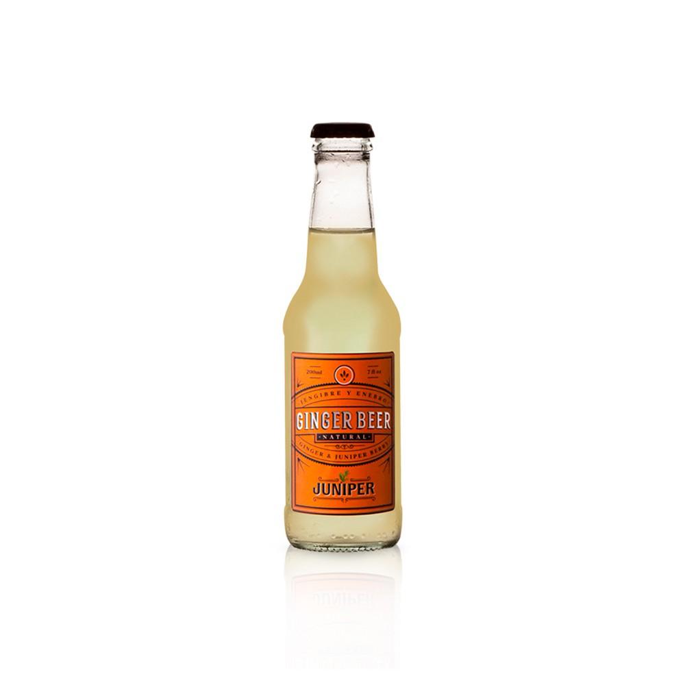 Bebida de jengibre Botella 200 ml