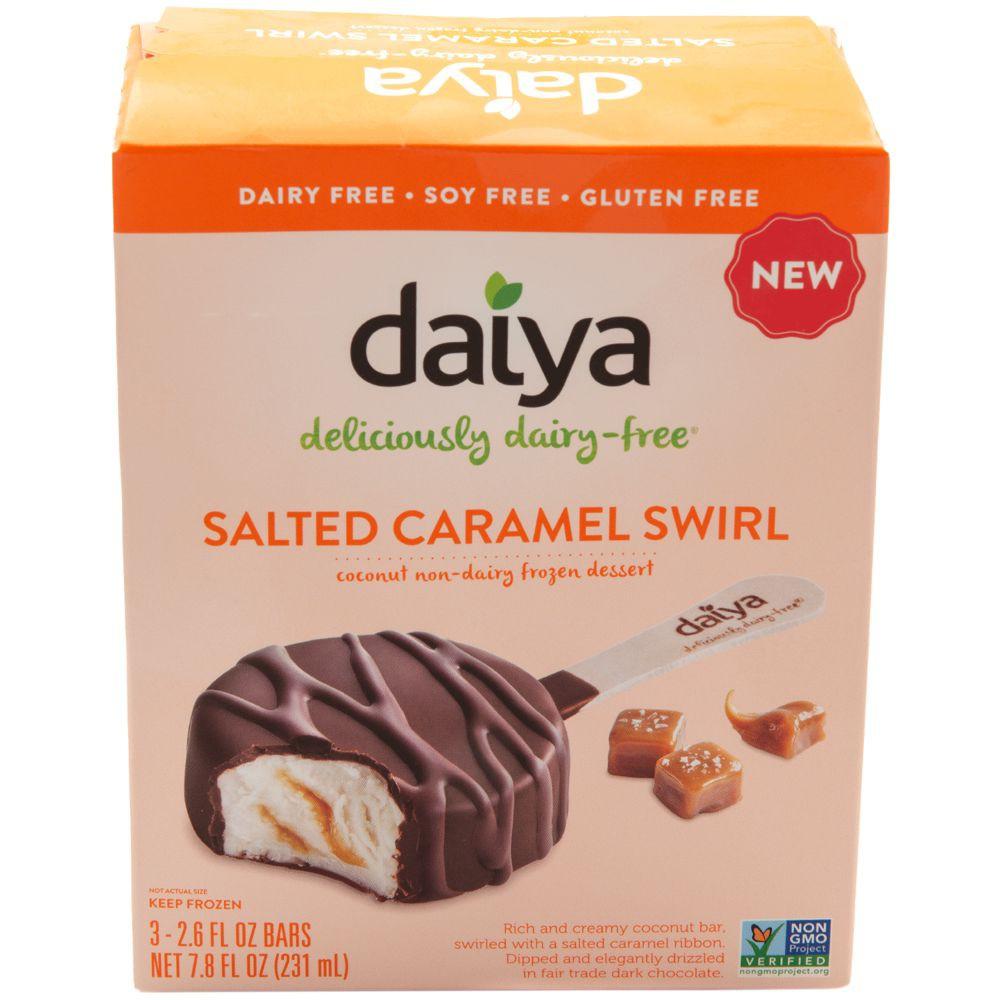 Helado paleta multipack salted caramel swirl