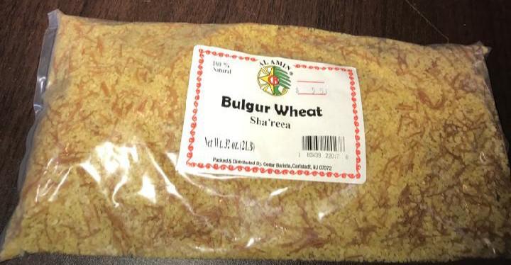 Bulghar with vermicelli 1.0