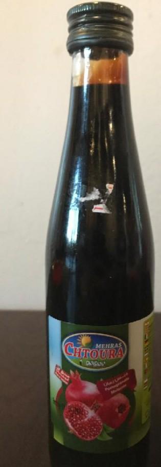 Pomegranate molasses 1.0