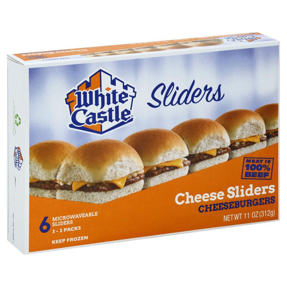 Cheese Sliders