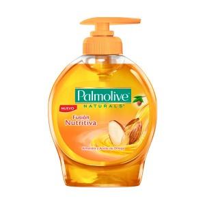 Jabón líquido naturals almendra y aceite de omega