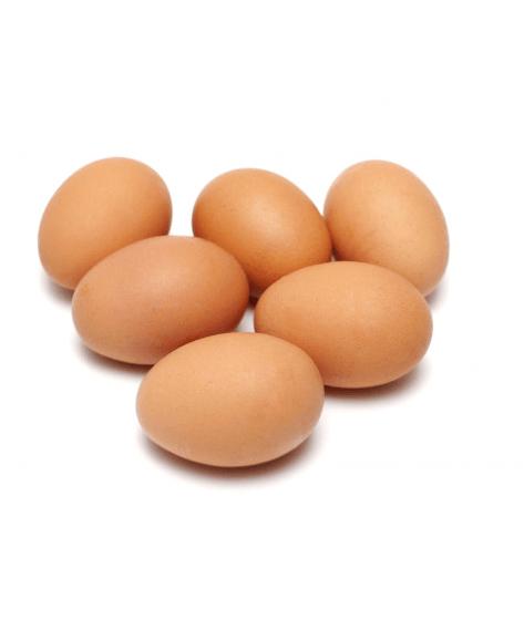 Huevos de campo Caja de 12 unidades