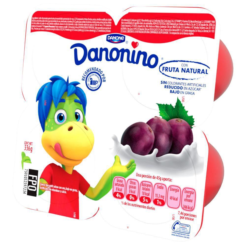 Danonino uva maxi