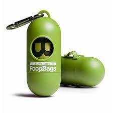 Dispensador bolsa poopa bag!