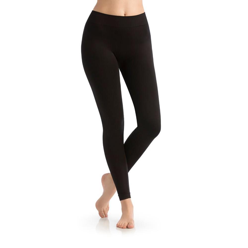 Calza pantalón color negro Talla  única